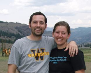 Brian and Aimee Mariani