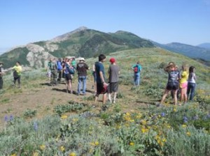 Pioneer Bible Camp Hike