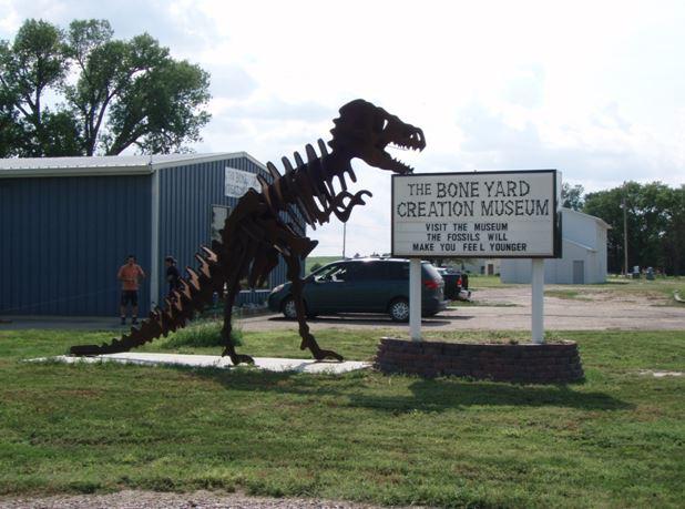 The Bone Yard Creation Museum