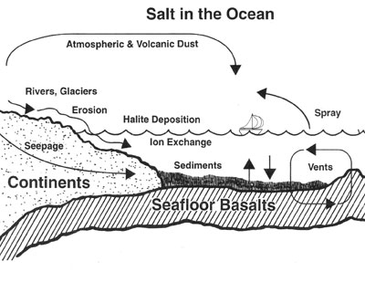 Ocean Sediments and Salts: What do they really tell us? Creation ...