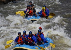 Whitewater adventure 1